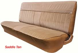 retro sofa idea from 1981 1987 chevy truck front vinyl cloth bench seat cover chevy
