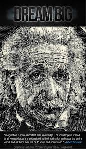 Einstein Imagination Quote