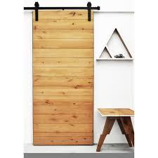 dogberry laude 96 inch barn door
