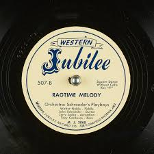 Ragtime Melody : Schroeder's Playboys : Free Download, Borrow, and  Streaming : Internet Archive