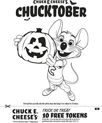 Chuck E Cheese Coloring Page At Getdrawingscom Free For Personal