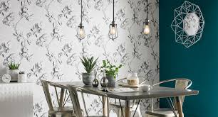 dining room wallpaper. illusion collection dining room wallpaper 0