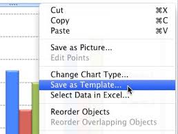 Save A Chart As A Template Saving Chart Templates In Powerpoint 2011 For Mac