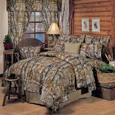 Perfect Realtree All Purpose Camo Comforter Set