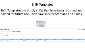 shift templates how to use schedule groups patterns and shift templates in kronos