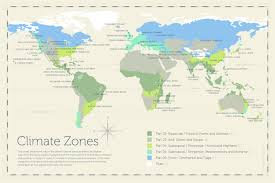 World Climate Zone Chart 41 Thrilling Climate Zones Of Mexico
