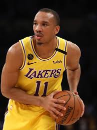 LA Lakers guard Avery Bradley has opted ...