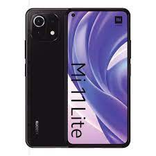 Xiaomi Mi 11 Lite Dual SIM in Schwarz mit 128GB und 6GB RAM (6934177732874)