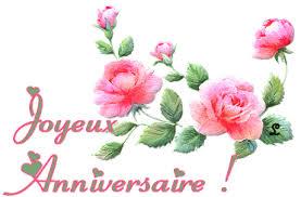 Image result for bonne anniversaire