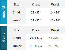 Crewsaver Size Chart Crewsaver Centre Junior Hooded Smock Top Blue 6617