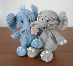 Crochet Stuffed Elephant Pattern Amazing Inspiration Design