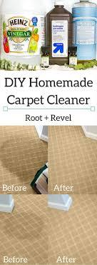non toxic diy homemade carpet cleaner