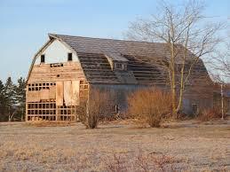 Old Barn, Huntley