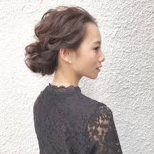 黒髪前髪なしが流行り流行のヘアスタイルを押さえようhair