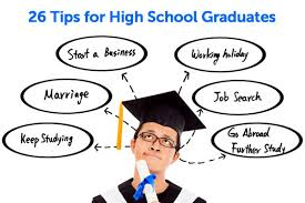 Things To Do After High School 26 Practical Tips For High School Graduates Connections