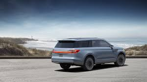 2018 lincoln navigator spied. plain spied its production version is expected to be released with the 2018 lincoln  navigator the suv will likely hit market in early 2018 and it should a  for lincoln navigator spied
