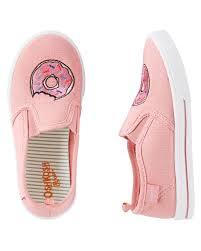 Oshkosh Toddler Shoe Size Chart Oshkosh Donut Slip On Shoes Oshkosh Com