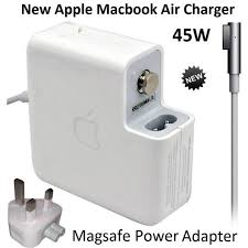 apple 45w magsafe power adapter for macbook air. new genuine apple macbook air 11 13 45w magsafe power adapter charger 45w for a
