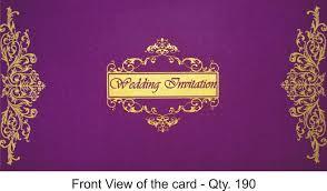 married card design com hindu wedding invitation card designs wedding invitation ideas