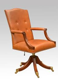 mahogany framed office chair circa 1940 art deco mahogany framed office chair