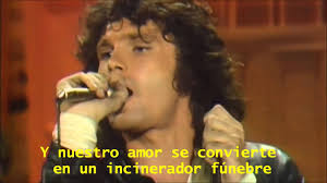 Youtube Doors Light My Fire The Doors Light My Fire Subtitulada En Español