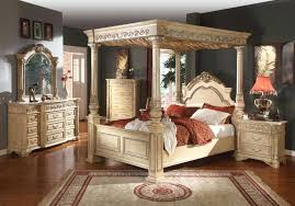King Size Canopy Bed Sets King Canopy Bed Set King Canopy Bed Frame ...