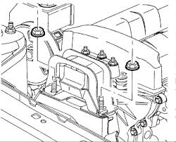 saturn vibration change saturn engine mount