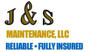 carpet installation logo. j\u0026s maintenance, llc - logo carpet installation