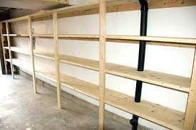 Small Picture Garage Shelving Plans To Organize Your Stuff Whomestudiocom
