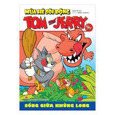 Tom And Jerry Mùa Hè Sôi Động: Sống Giữa Khủng Long