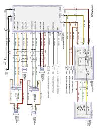 ford wiring harness diagram radio 2001 ford focus zx3 radio wiring diagram 2001 Ford Focus Radio Wiring Diagram #21
