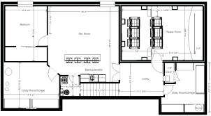 Finished Basement Layout Ideas Basement Design And Layout Plan Cool Ideas For Finishing A Basement Plans