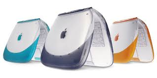 Apple iMac all in one pota