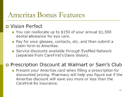 19 ameritas bonus features vision perfect you can reallocate up to 150 of your annual