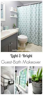 Light Bathroom Colors 17 Best Ideas About Small Bathroom Colors On Pinterest Pink