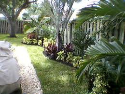 Small Picture Tropical Landscaping in Melbourne for Smaller Spaces