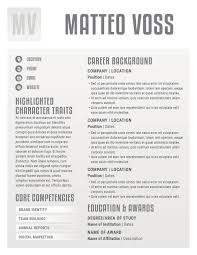 Resume Template With Photo Kickass Resume Templates Badass Resume Company 87