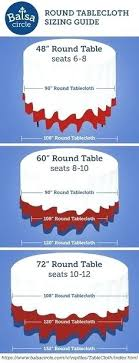 what size tablecloth for a 60 round table choose the right tablecloth drop for your round what size tablecloth