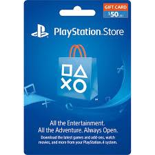 50 playstation gift card psn 50 dollar ps4 ps3 ps vita 1 of 1 see more 50 playstation gift card psn 50 dollar ps4 ps3 ps vita vanilla visa