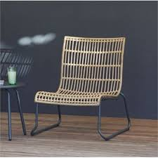bamboo stacking chair homebase in