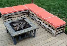 diy outdoor furniture cushions.  Diy Diy Outdoor Furniture Cushions Seating Her Tool Belt Sofa Design  Awesome Patio Ideas Pallet Throughout