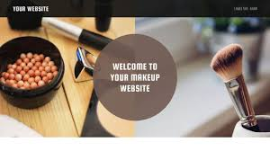 makeup artist websites templates makeup website templates godaddy