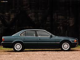 BMW Convertible bmw e38 specs : BMW 740i UK-spec (E38) 1994–98 photos (1280x960)