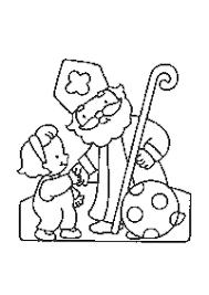 Sinterklaas Site Sinterklaas Kleurplaten