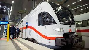 Distanţa rutieră dintre rostock şi dresden, viteză, timp, consum şi costul mediu. Ic Strecke Rostock Berlin Dresden Bahn Setzt Ab Marz Neue Doppelstockwagen Ein Rbb24