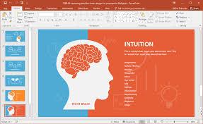 Free Brain Powerpoint Templates Business I4tiran Com