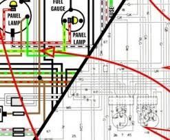 1977 datsun 280z 11 x 17 color wiring diagram datsun 280z 280Z Wiring Diagram Color at 76 280z Wiring Diagram