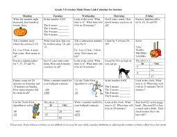 Everyday Math Worksheets High School 3rd Grade 5th Printable ...