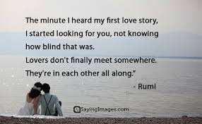 Rumi Love Quotes Enchanting Top 48 Rumi Quotes On Love Life ANNPortal