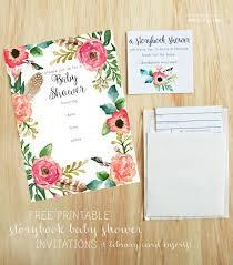 Free Printable Baby Shower Invitations Printables Free Pinterest